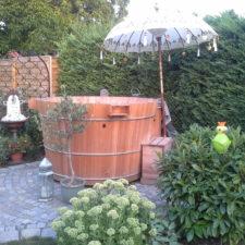 Badeplatzerl romantisch