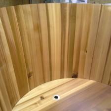 Western Red Cedar Holz