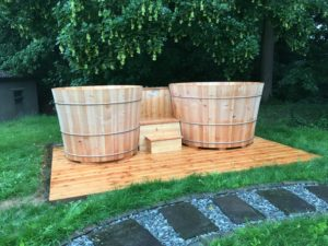 Kalt- und Warmwasser Möbel!