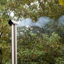 Badebottich Rauchrohr