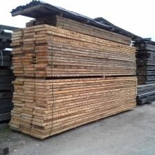 Holz für Bottiche