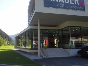 Knauer Möbelhandwerk mit Ausstellung