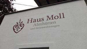 """Haus Moll"""